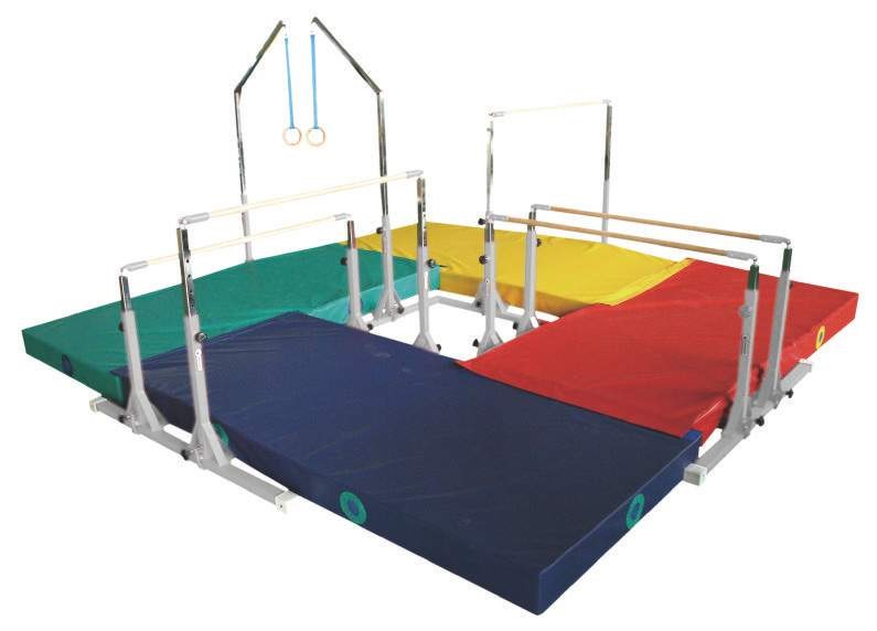 картинка Children's Gymnastics Combination Equipment (A) от магазина Athletics.ru