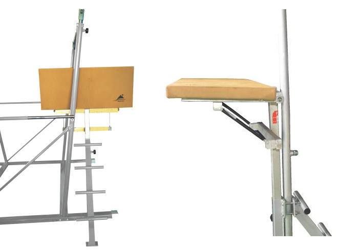 картинка Uneven Bars Protection Bench от магазина Athletics.ru